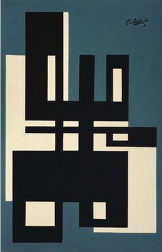 José Pedro Costigliolo, 'Formas I,' 1951, Sammer Gallery LLC
