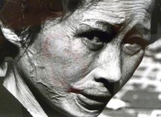 Shomei Tomatsu: Skin of the Nation In 1960 photographer Shomei Tomatsu was able to photograph the survivors of the atomic bombing in 1945.