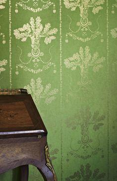 wallpaper (georgian green)