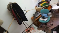 Do it yourself vocal booth! Golf Bags, Ms, Sports, Projects, Hs Sports, Log Projects, Blue Prints, Excercise, Sport