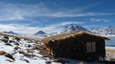 Home sweet home Lagunillas altiplanicas near San Pedro de Atacama in Chile. The place is at an altitude of about and surrounded by… Photography Website, Alps, South America, Chile, Landscape Photography, Mount Everest, Tourism, Sweet Home, Hiking