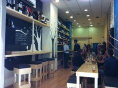#Wine Bar Contiempo, vinoteca. Vinos y tapas