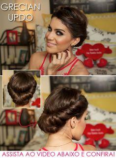 inspiração de penteado || www.supervaidosa.com