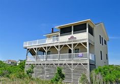 Twiddy Outer Banks Vacation Home - The First Place - Corolla - Semi-Oceanfront - 4 Bedrooms