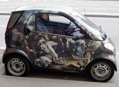Custom Smart Car Designs