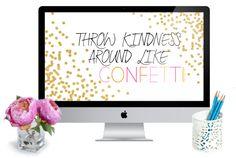 FREE Inspirational Digital Desktop Wallpaper   A Lifestyle Blog by Rachel Christian