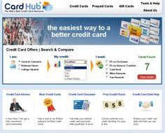 Find your best credit card at CardHub.com