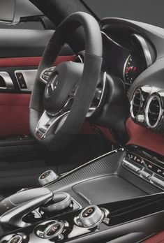 Mercedes AMG GT Interior - ♔LadyLuxury ♔