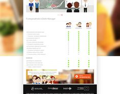 """Check out new work on my @Behance portfolio: """"parp hr eskills manager landing page"""" http://be.net/gallery/48022071/parp-hr-eskills-manager-landing-page"""
