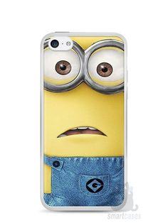 Capa Iphone 5C Minions #5 - SmartCases - Acessórios para celulares e tablets :)