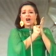 "Song No. 15 - Portugal - Simone de Oliveira - ""Desfolhada portuguesa"""