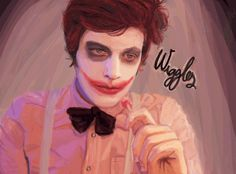 wiggles the clown fanart - Google Search