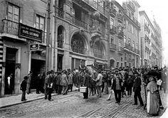 Lisboa de Antigamente: A Rua Larga de S. Roque