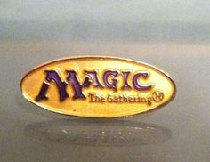 MAGIC THE GATHERING TCG Lapel Pin-Tie Tac, Cool Collectable, MTG *FREE SHIPPING*