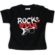 Tshirt bébé Rock Star