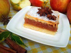 Domowa Cukierenka - Domowa Kuchnia: kruchy jabłecznik