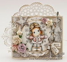 Handmade by Tamara: Tilda in Cozy Coat