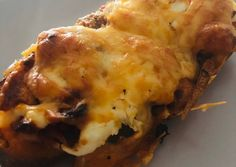 Csirkemellel töltött édesburgonya | Marcsi receptje - Cookpad receptek