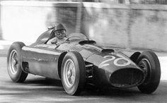 1956 Juan Manuel Fangio, Lancia Ferrari D50