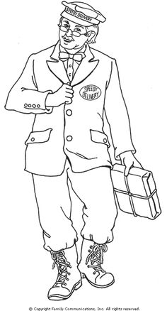 will roger coloring pages - photo#16