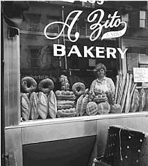 bakery storefront - love this