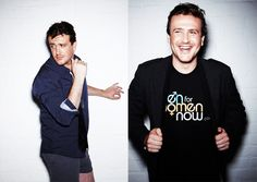 "Boys deserve little ""imperfections"" too. Mister Jason Segel."