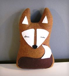 Eco-Friendly Forest Fox Plush | Riley Construction