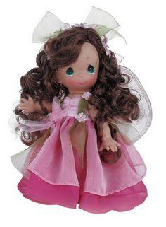 Pretty As A Pixie - Brunette - Miscellaneous - Dolls - Precious Moments
