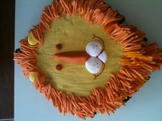 Lion - 1st Birthday Cake for Beau