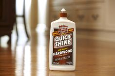 Our new Quick Shine Hardwood Floor Luster is a miracle-worker! Protect your high traffic hardwood with a deep, rich, protective glow.   Plus, get FREE shipping with code FREEBRANDNEW - offer ends Friday!