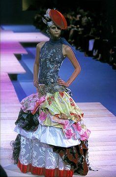 Christian Lacroix Haute Couture S/S 2002