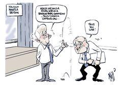 Coin Tosser - Zanetti's View Australian Politics, Coins, Cartoon, Memes, Comic, Cartoons, Meme, Comics And Cartoons