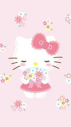 Hello Kitty wallpaper                                                                                                                                                     More