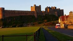 Leaving Bamburgh Castle (Serious Piano Remix)
