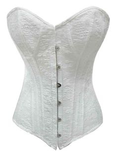 35eead8efde21 SI53124 - Fitted sweetheart brocade bridal corset