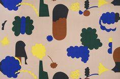 Mina Perhonen pattern.