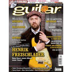 guitar Ausgabe 03/2016| PPVMEDIEN, 5,90 €