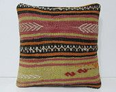 kilim pillow bohemian pillow southwestern pillow tribal cushion cover moroccan floor cushions home accessories geometric cushion cover 28303