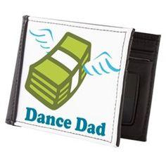 Cash Fly Mens Wallet > Cash Fly > Dance Dad Shop