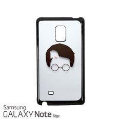 Harry Potter Minimalistic Samsung Galaxy Note EDGE Case Cover