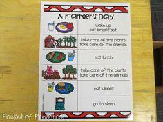 Farm in the Dramatic Play Center - Pocket of Preschool