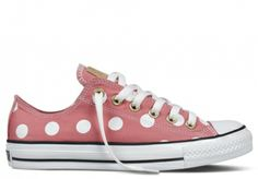 All Star Bleach Polka Dot