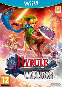 Hyrule Warriors Zelda Action Adventure Fighting Game For Nintendo Wii U PAL Wii U Games, Hyrule Warriors, Dynasty Warriors, Fighting Games, Legend Of Zelda, Nintendo Wii, Videogames, Adventure, Retro