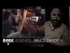 Rode NT4 XY stereo microphone. Back in 2005 RØDE caught up with legendary engineer Bruce Swedien in his studio in Connecticut. Bruce was kind enough to track a few songs with guitarist Bobby Croft using the RØDE NT4 stereo microphone. Since this recording the NT4 become a staple in Bruce's mic collection. #rode #nt4 http://www.musiclab.com.au/product-info/rode-nt4-xy-stereo-condenser-microphone/