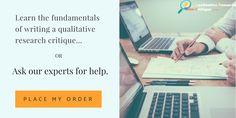 Qualitative Research Critique (qualitativeresearchcritique) on Pinterest