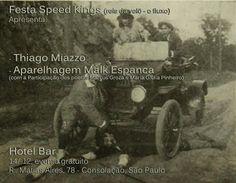 Aparelhagem Malk Espanca: Festa Speed Kings (reis da velô - o fluxo)