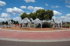 Roundabout art - Norseman