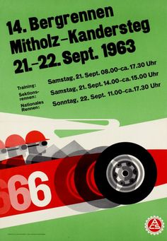 Hans Hartmann — Kandersteg 1963, Bergrennen Mitholz (1963)
