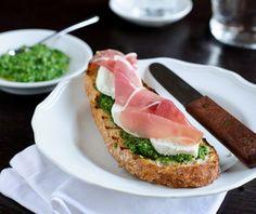 Tasty Tuesday - Bruschetta with Mozzarella ...