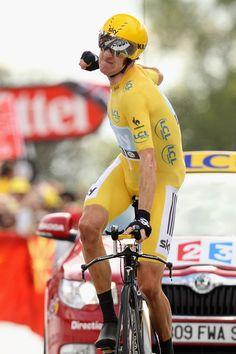Bradley Wiggins Photo - Le Tour de France 2012 - Stage Nineteen